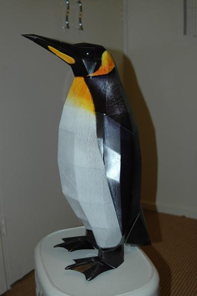 Paper Penguin 3